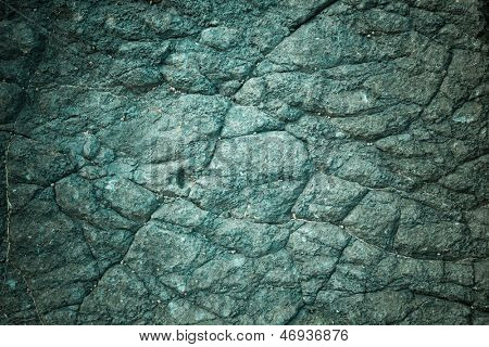 Stone texture with cracks