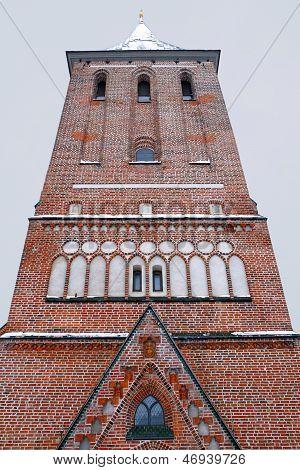 St. John�s Church In Tartu