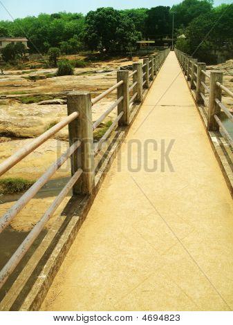 Long And Narrow Bridge