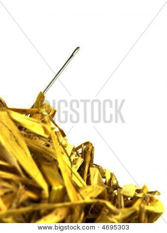 Needle In Haystack Vertical