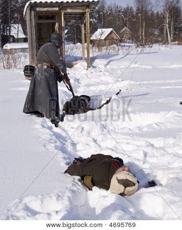 Soviet-finnish War 1939-1940: No Mercy