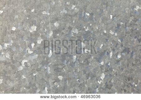 Galvanized Iron. Tin-plate