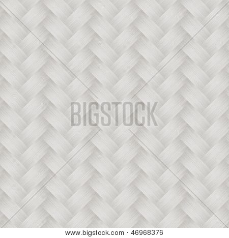 Wickerwork seamless pattern - texture background for continuous replicate.