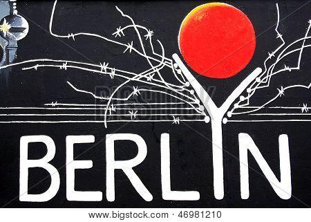 Mural by Gerhard Lahr