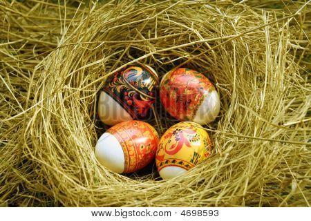 Peaster Egg