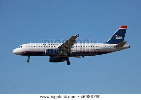 Nos Airways Airbus A320