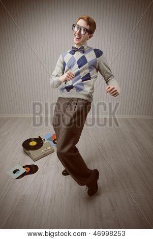 Nerd Dancer