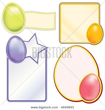Easter Egg Tags