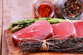 image of red meat  - meat food  - JPG