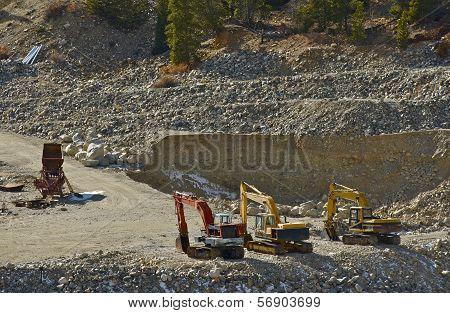 Gold Mine Operation