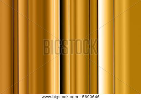 Gold Stripes