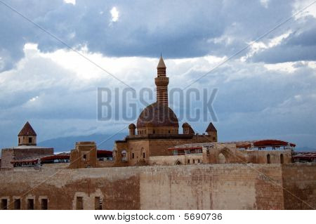 Ishak Pasha Palace Near Dogubayazit - Turkey