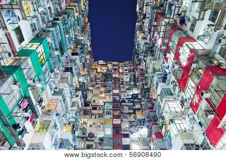 compact flat in Hong Kong