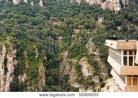 Monserrat Balcony
