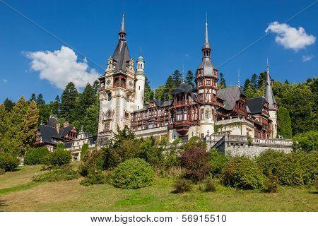 Peles, Sinaia Romania