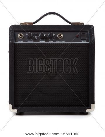 Guitar Amplifier Or Speaker