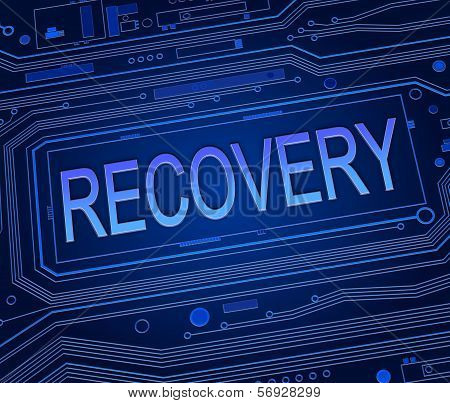 Recovery Concept.