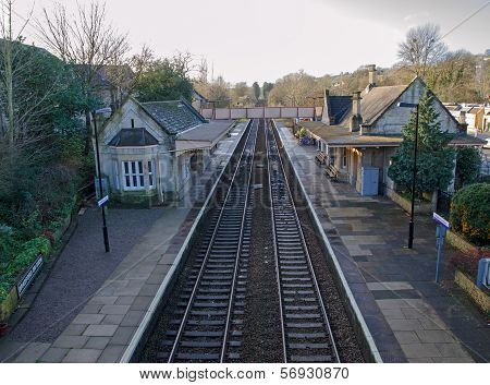 Bradford on Avon Railway station, United Kingdom