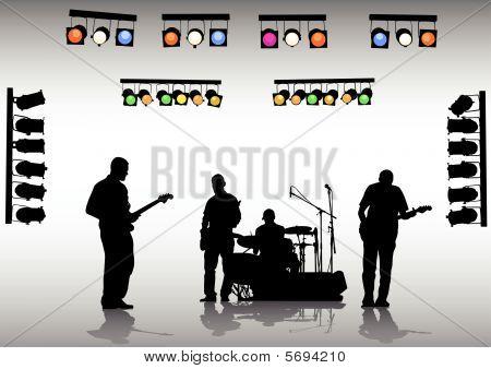 Guitar band