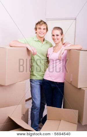 couple relocating