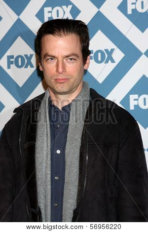 LOS ANGELES - JAN 13:  Justin Kirk at the FOX TCA Winter 2014 Party at Langham Huntington Hotel on January 13, 2014 in Pasadena, CA