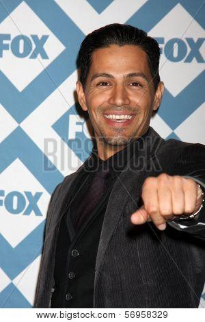 LOS ANGELES - JAN 13:  Nicholas Gonzalez at the FOX TCA Winter 2014 Party at Langham Huntington Hotel on January 13, 2014 in Pasadena, CA