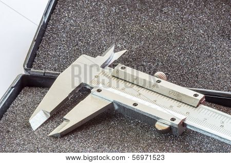 vernier calipers macro