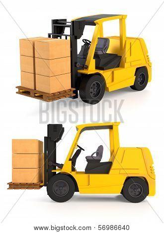 Fork Lift Trucks