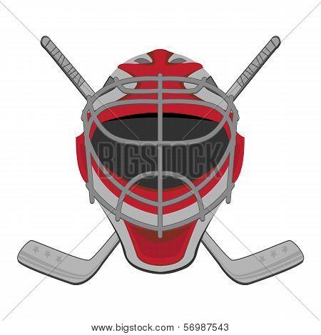Hockey goalie.
