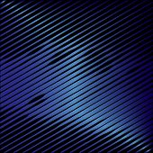 Abstract background with shining blue stripes