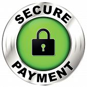 Secure Payment Label