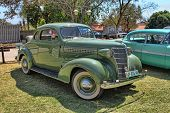 1936 Ford Two-door Coupe With Rumble Seat