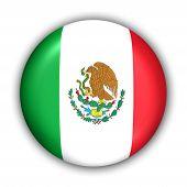 Постер, плакат: Флаг Мексики