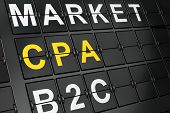 image of cpa  - Business concept - JPG