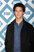 LOS ANGELES - JAN 13:  Connor Buckley at the FOX TCA Winter 2014 Party at Langham Huntington Hotel o