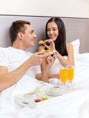 stock photo of bed breakfast  - hotel - JPG