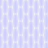 Abstract Placid Blue Ovals Pattern, vector