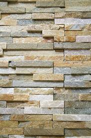 pic of stone floor  - decorative designed stone decor on the floor - JPG