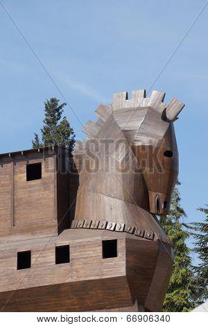Trojan Horse Replica