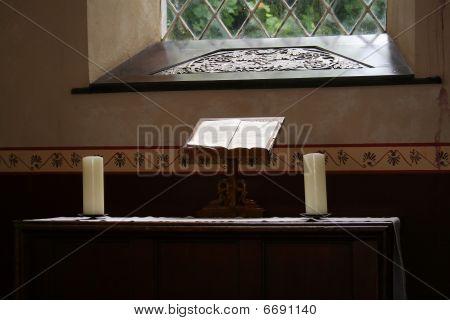 Bible In Church