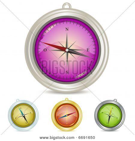 Compass Illustrations