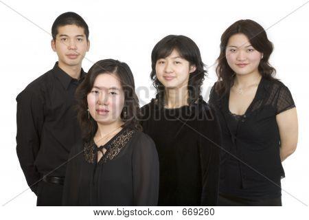 Friends In Black 1