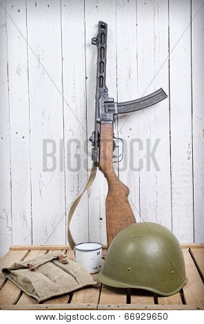 Soviet Equipment Of World War Two