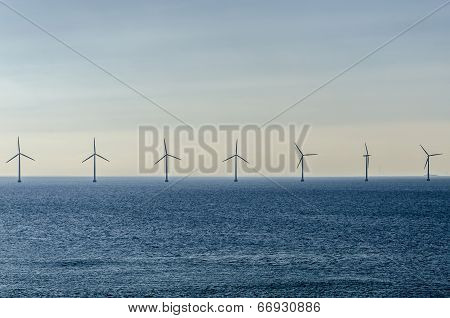 Marine Wind Farm