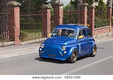 Vintage Fiat 500 Tuning