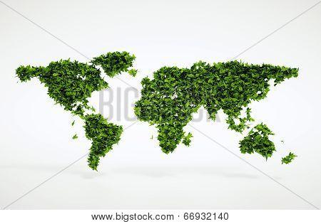 Eco world concept