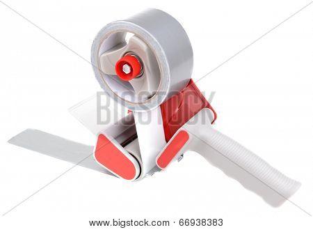 Dispenser isolated on white