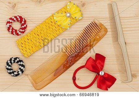 New Hairbrush
