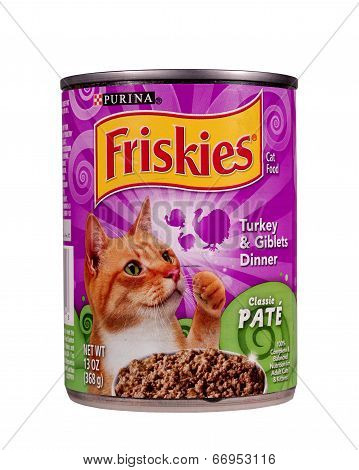 Friskies Cat Food
