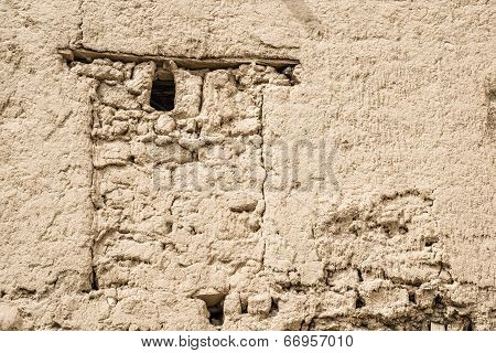 Clay Wall Birkat Al Mud